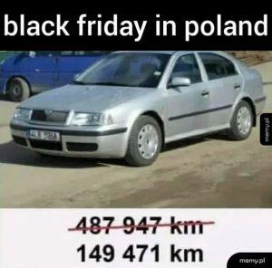 Takie promocje mamy w Polsce