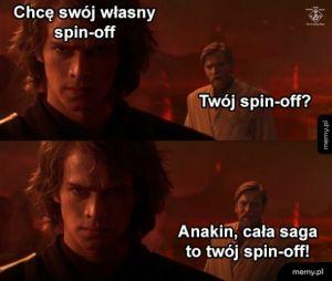 Spin-off Anakina