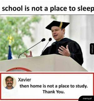 Xavier prawdę ci powie
