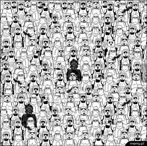 Znajdź pandę :D