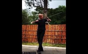 Taniec z mieczem