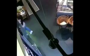 Kiedy staniesz na szafce...