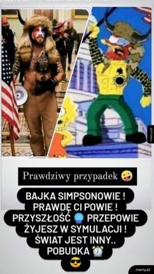 Za dużo się Simpsonów naoglądali