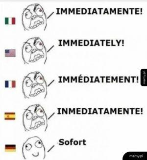W sumie niemiecki ma swoje plusy