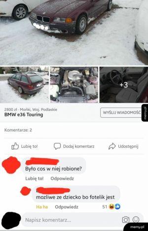 Sprzedaż BMW