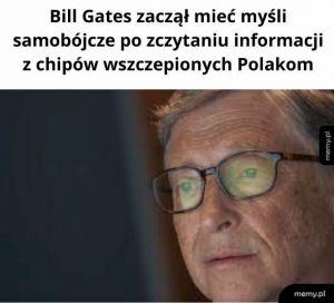 Biedny Bill :(