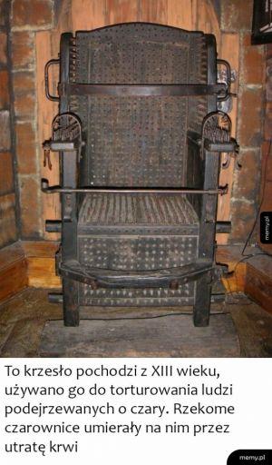 Krzesło tortur