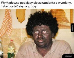 Student z wymiany