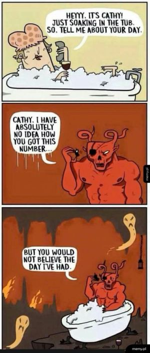 Zły numer
