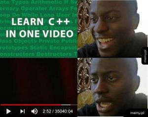 Jeden filmik i jesteś programistą