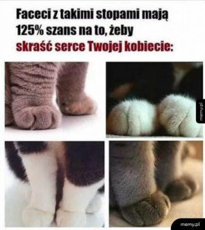 Takie stopy