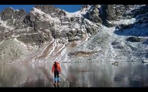 Chodzenie po lodzie