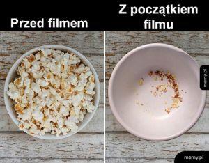 Popcorn do filmu