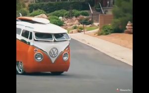 Nietypowy Volkswagen