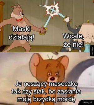 Maseczki