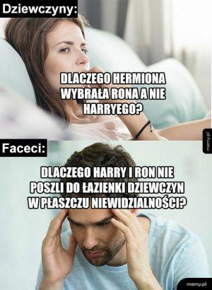 Rozkminy o Harrym Potterze