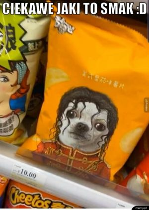 Chińskie chipsy