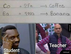 Uczeń vs. Nauczyciel