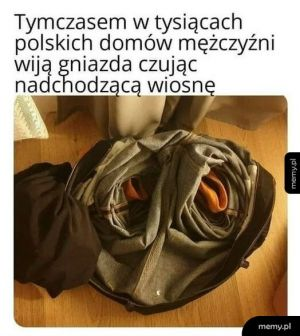 Tymczasem w tysiącach polskich domów