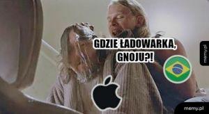 2 miliony kary dla appla to jak mandat 200 zł