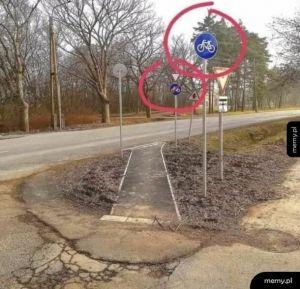 Scieżka rowerowa