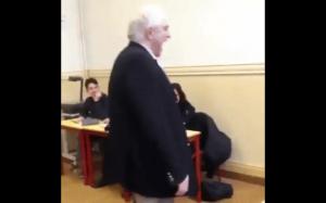 Bardzo głodny wykładowca