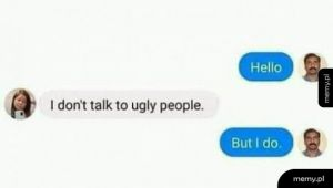 Miła rozmowa