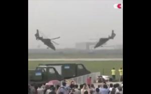 Taniec helikopterów