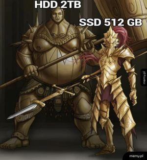 Zawsze wybieraj SSD