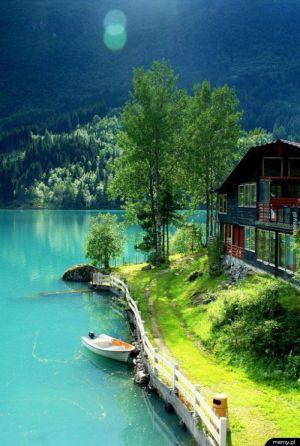 Lodalen, Norwegia