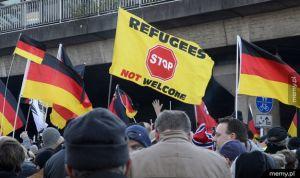 Niemcy już nie chcą arabów