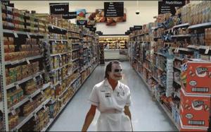 Kiedy nie możesz znaleźć mamy w supermarkecie