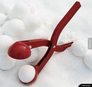 Idealne śnieżki
