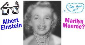Einstein czy Marilyn Monroe?