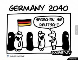 Niemcy 2040