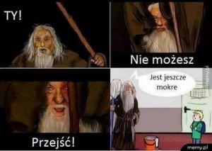 Co ten Gandalf