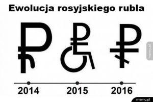 Rubel rosyjski