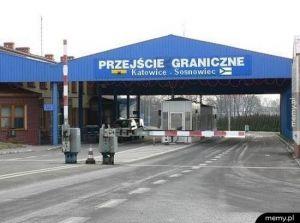 Przejście graniczne Katowice-Sosnowiec
