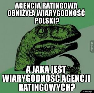 Agencje ratingowa