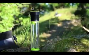 Samouzupełniająca się butelka