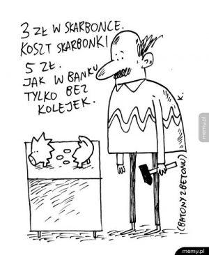 Jak w banku