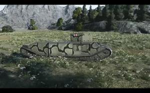 Mechanizm przeładowania w czołgu