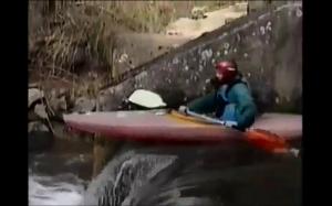 Ekstremalny spływ kajakiem
