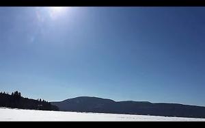 Wrząca woda i -25°C