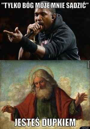 Tylko Bóg może mnie sądzić