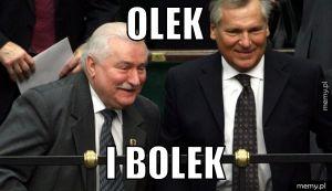 Olek  i Bolek