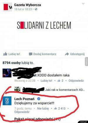 Solidarni z Lechem