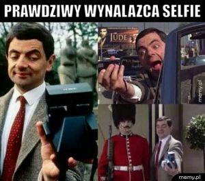 Jak powstało selfie
