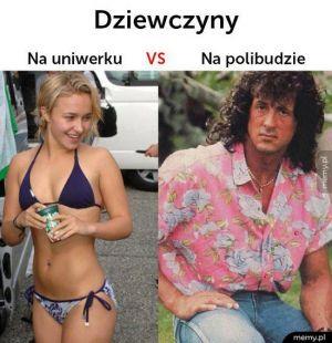 Uniwerek vs Polibuda