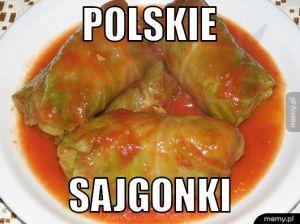 Polskie sajgonki